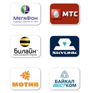 Операторы сотовой связи Алтыная