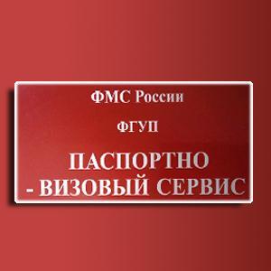 Паспортно-визовые службы Алтыная