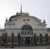 Железнодорожные вокзалы в Алтынае