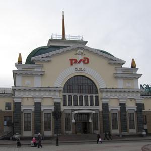 Железнодорожные вокзалы Алтыная